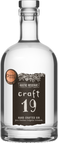 Craft 19 Gin
